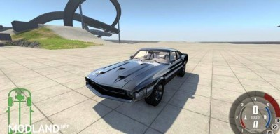 Ford Mustang Shelby GT500 428 Cobra Jet 1969 Model [0.6.0], 1 photo